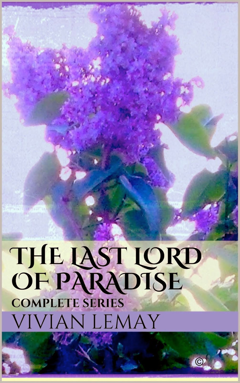 THE LAST LORD OF PARADISE, Complete Series