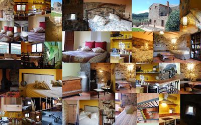 Casa rural de l'Aleixar, Tarragona