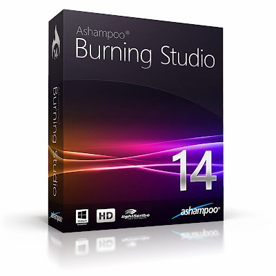 Ashampoo Burning Studio 14 Review And Giveaway