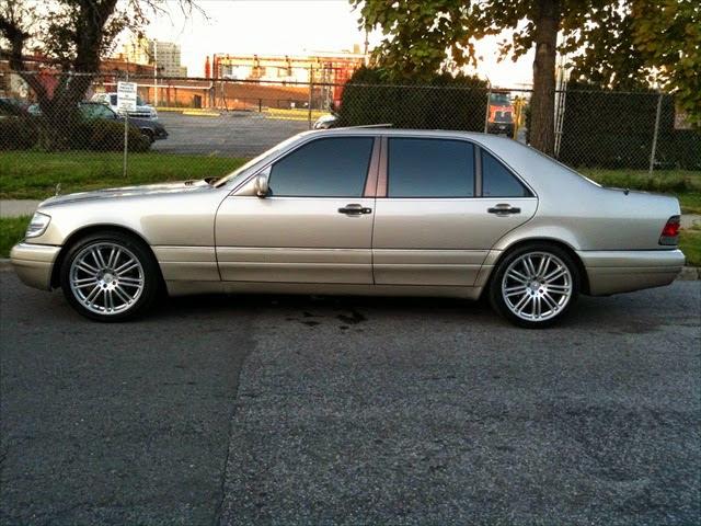 w140 r19 wheels