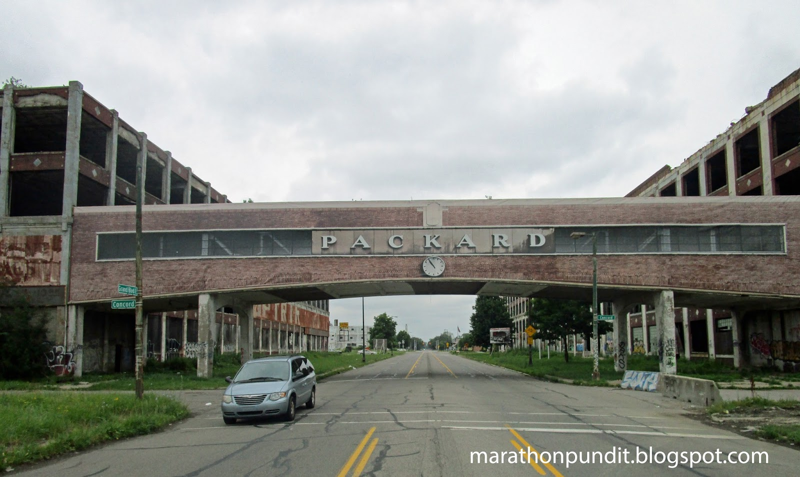 Marathon Pundit Photos Part One Detroit S Abandoned