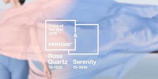 Foto de Rosa Cuarzo y Azul Serenity: colores del 2016 según el Instituto Pantone