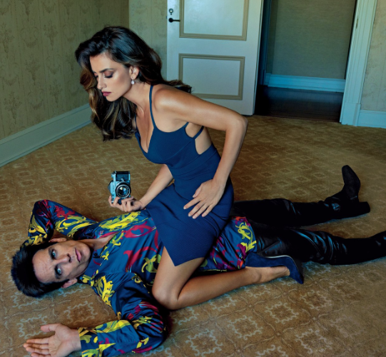 Zoolander 2 Vogue Promotional Pictures