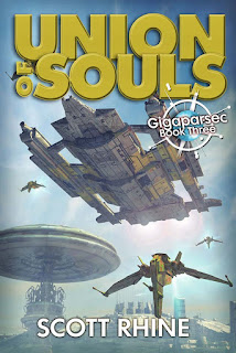 Book cover for Union of Souls
