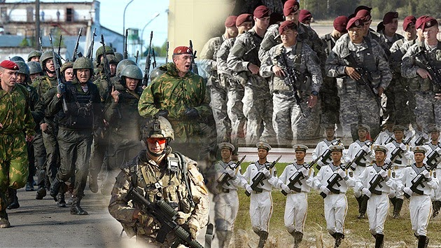 Los 35 Ejércitos más potentes del mundo