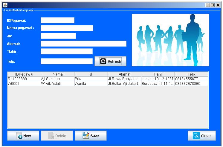 Free Download Source Code Aplikasi Koperasi Berbasis Web Menggunakan PHP