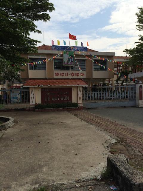 Nhà gần trường tiểu học Lê Qúy Đôn