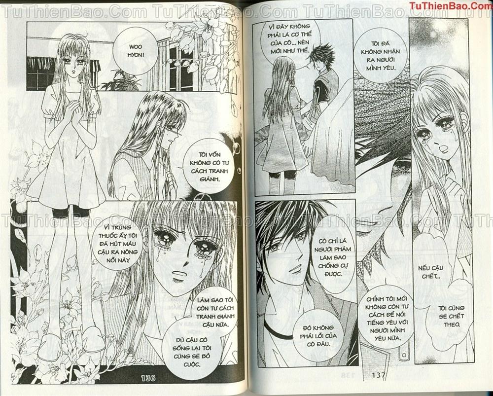 Ma cà rồng hộ mệnh Chapter 10 - Trang 65