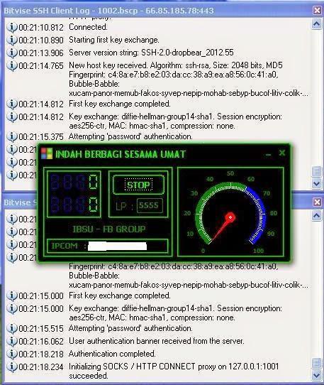 Inject Telkomsel IP Kandang Terbaru IBSU