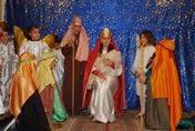 Η χριστουγεννιάτικη εκδήλωση νεολαίας της Ενορίας μας