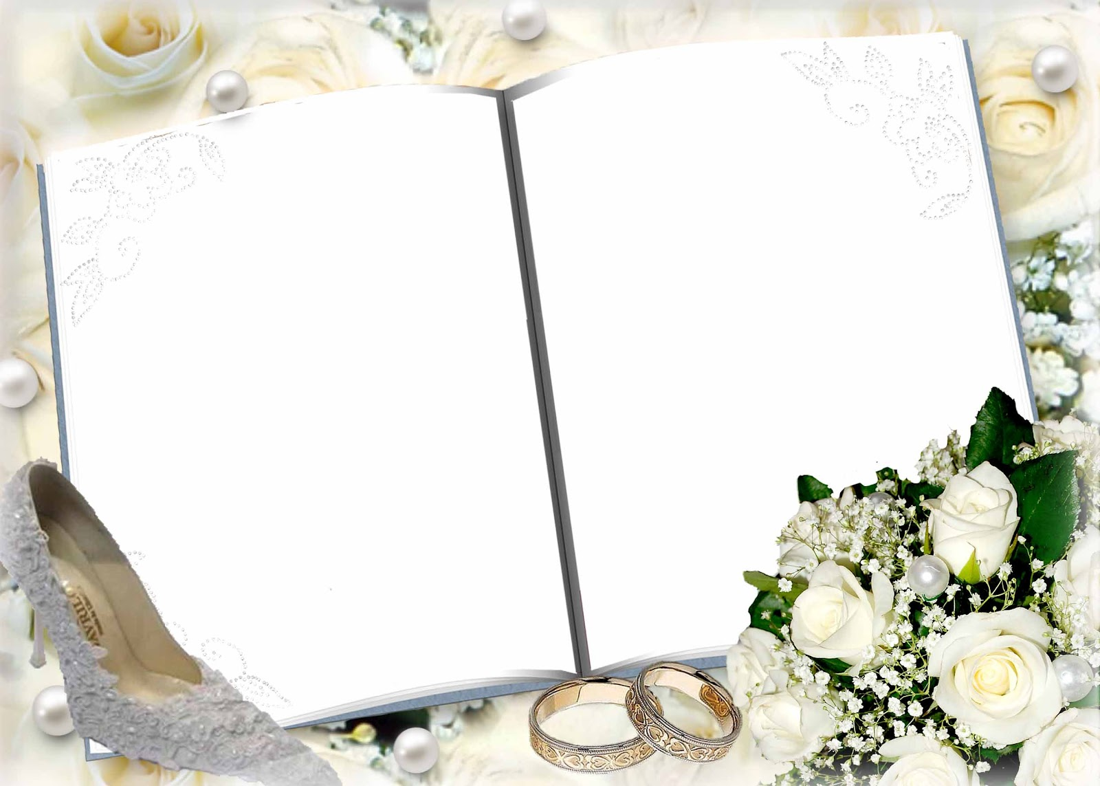 download wedding png frame (free)