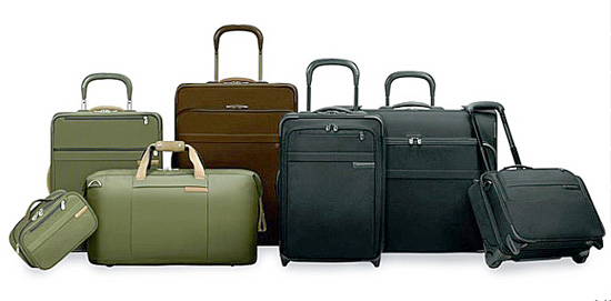 BRIGGS & RILEY -The Luggage Brand That Means Business