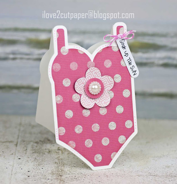 cutting machine, sun, swimsuit, shaped cards, ilove2cutpaper, LD, Lettering Delights, Pazzles, Pazzles Inspiration, Pazzles Inspiration Vue, Inspiration Vue, Print and Cut, svg, cutting files, templates,