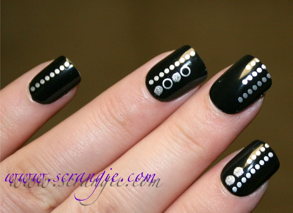 Scrangie: New Broadway Nail ImPRESS Press-on Manicure Photos and Review