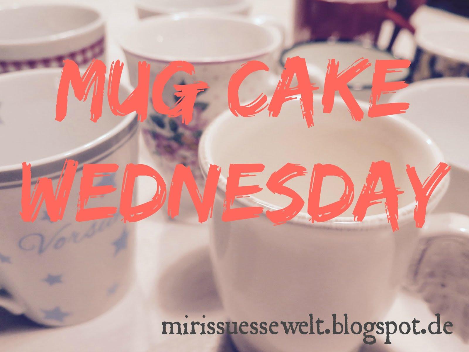 Mug Cakes Wednesday