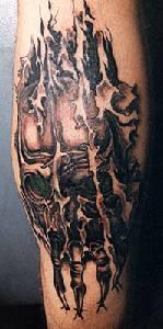 Demon Tattoo Photo Gallery - Demon Tattoo Ideas