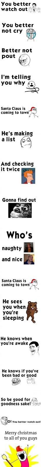 Happy Merry Christmas In Meme