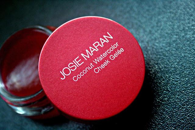 Josie Maran Coconut Watercolor Cheek Gelee in Pink Escape Review, Photos & Swatches