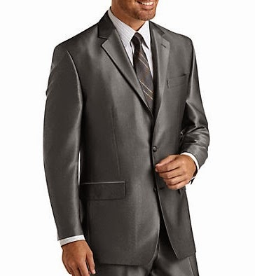 Mens Sharkskin Suits