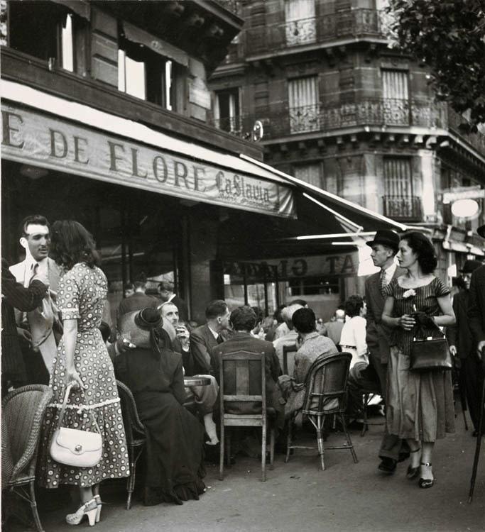 Caf Ef Bf Bd De Flore Restaurant