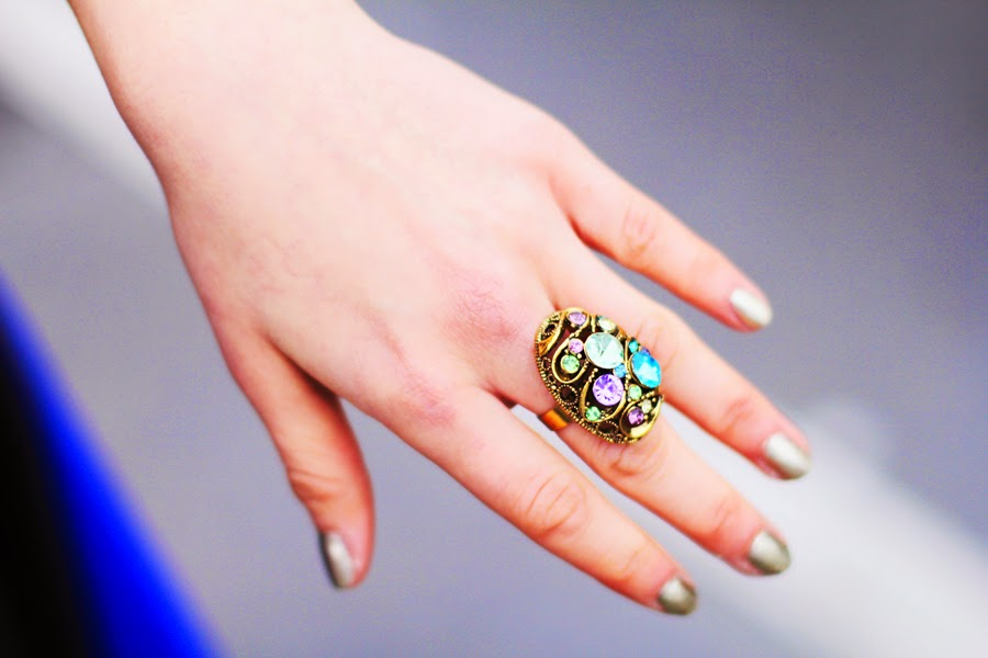 ring detail accessoires fashion style