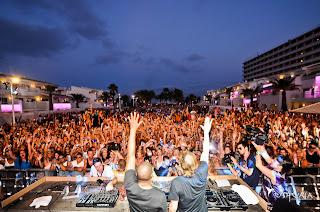 David Guetta aterriza en Ushuaïa Ibiza Beach Hotel este verano 2012