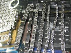 Layani gelang, titanium, magnet, dll