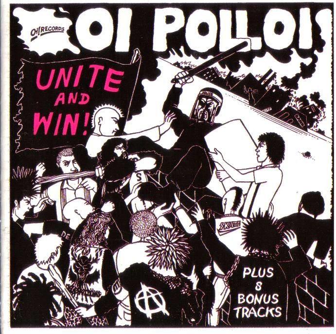 Oi Polloi - Punx 'N' Skins EP