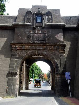 Daman Fort