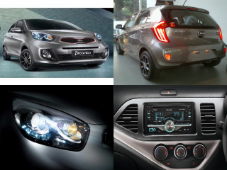 All New Picanto SE5 & Platinum CBU