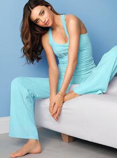 Miranda Kerr for Victoria's Secret, April 2013