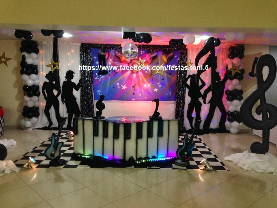 decoracao festa balada infantil:Festas Toni – Decoração de Festa Infantil: Baladinha – 7 Tampos
