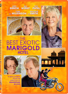 "DVD Review | ""The Best Exotic Marigold Hotel"""