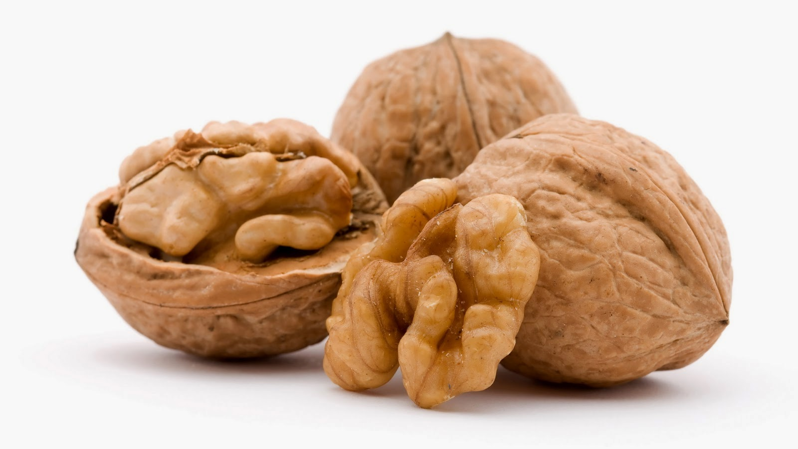 Beneficios de consumir Nueces