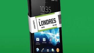 Escapada a Europa Sony Vodafone