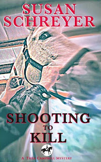Shooting To Kill -- the fifth Thea Campbell Mystery