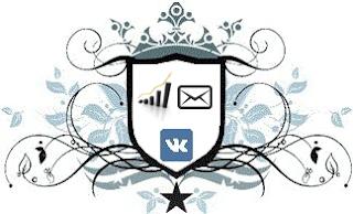 Как посмотреть статистику сообщений Вконтакте