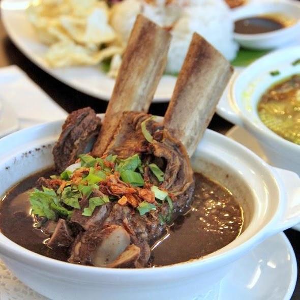 Sup Konro Khas Makassar