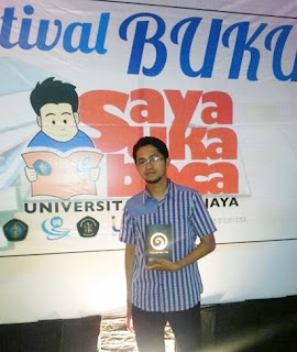 Festival Buku Saya Suka Baca UB Press 2015