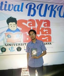 Festival Buku Saya Suka Baca UB Press 2015