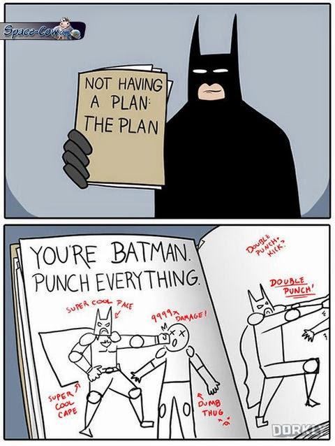 funny Batman comics humor