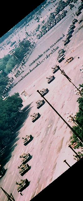 Tiananmen: heroísmo não é esquecido