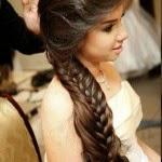 Best-Ponytail-Engagement-Hairstyles-For-Medium-Long-Short-Hair-2014