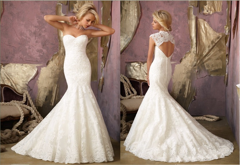 Wedding Dress Images Lace : Sweet wedding memory spring lace dresses