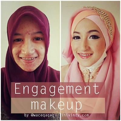 Ini Vindy Yang Ajaib: Before After Makeover : Make Up