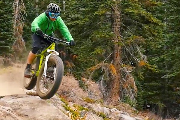 Mitch Ropelato Gets Fat feat. Specialized Fatboy