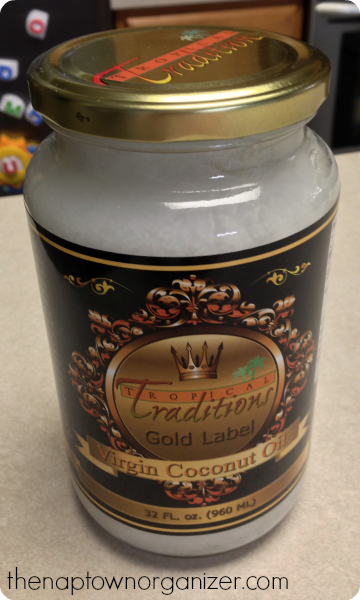 tropical traditions coconut oil postpartum mama and baby uses for