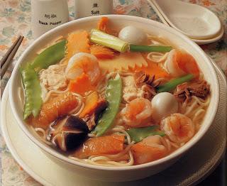 Cara Membuat Sup Seafod