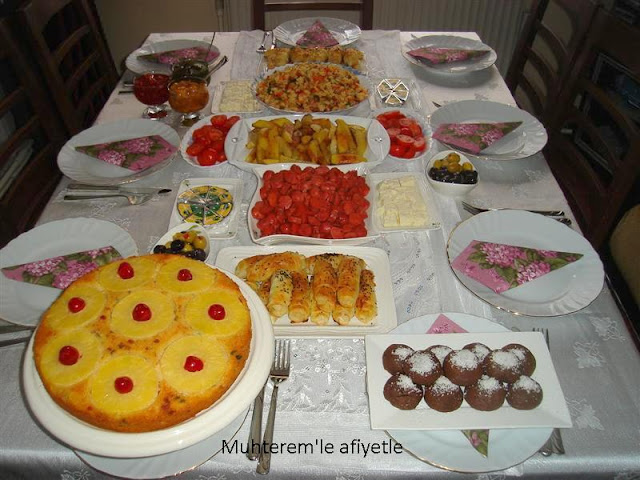 turkish brekfeast