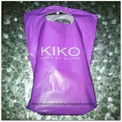 Compras en Kiko: Septiembre 2013